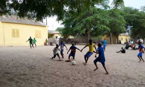 Taliberté - Le foot au Sénégal