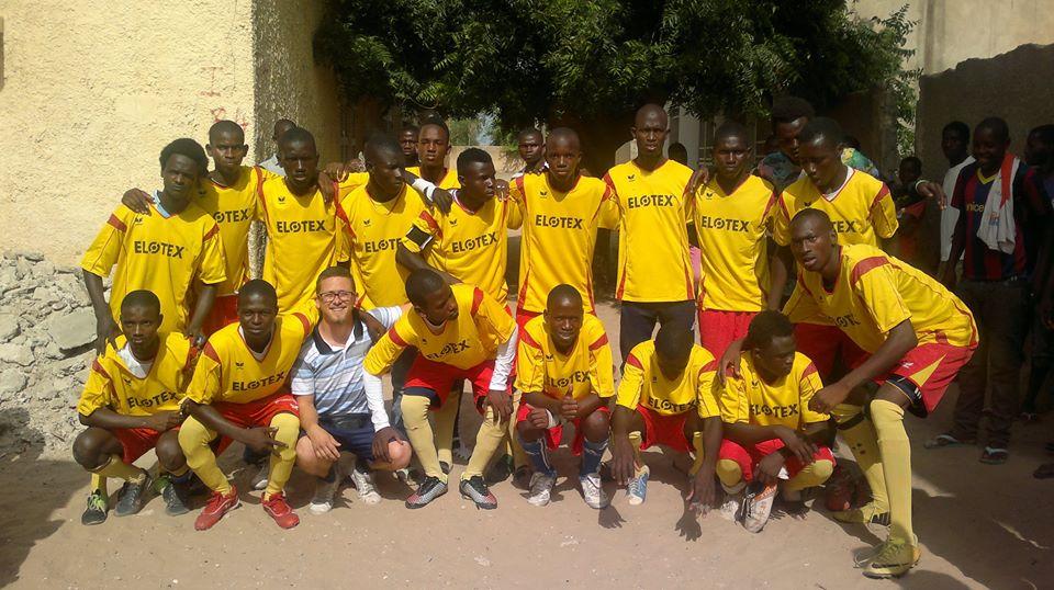 Fussball im Senegal